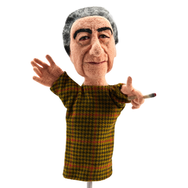 Golda Meir By Laura Lee Burch