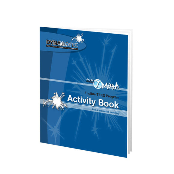 Grade 7 Math Student Activity Book