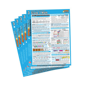 Grade 3 Math Student Course Notes 10-Pack
