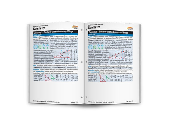 Legacy Geometry Student Course Notes Booklet