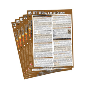 Legacy U.S. History Student Course Notes 10-Pack