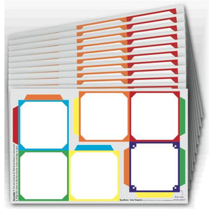 XL Color Cube Template 10-Pack