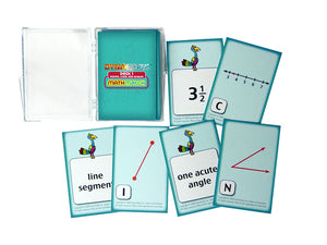 MathMatch - Points, Lines, and Angles