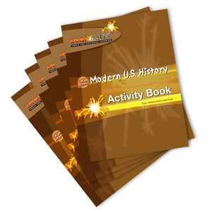 Legacy Modern U.S. History ER&IP: Add-on Student Activity Book 10-Pack