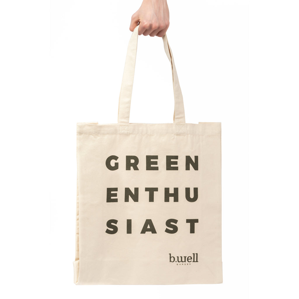 Green Enthusiast Tote