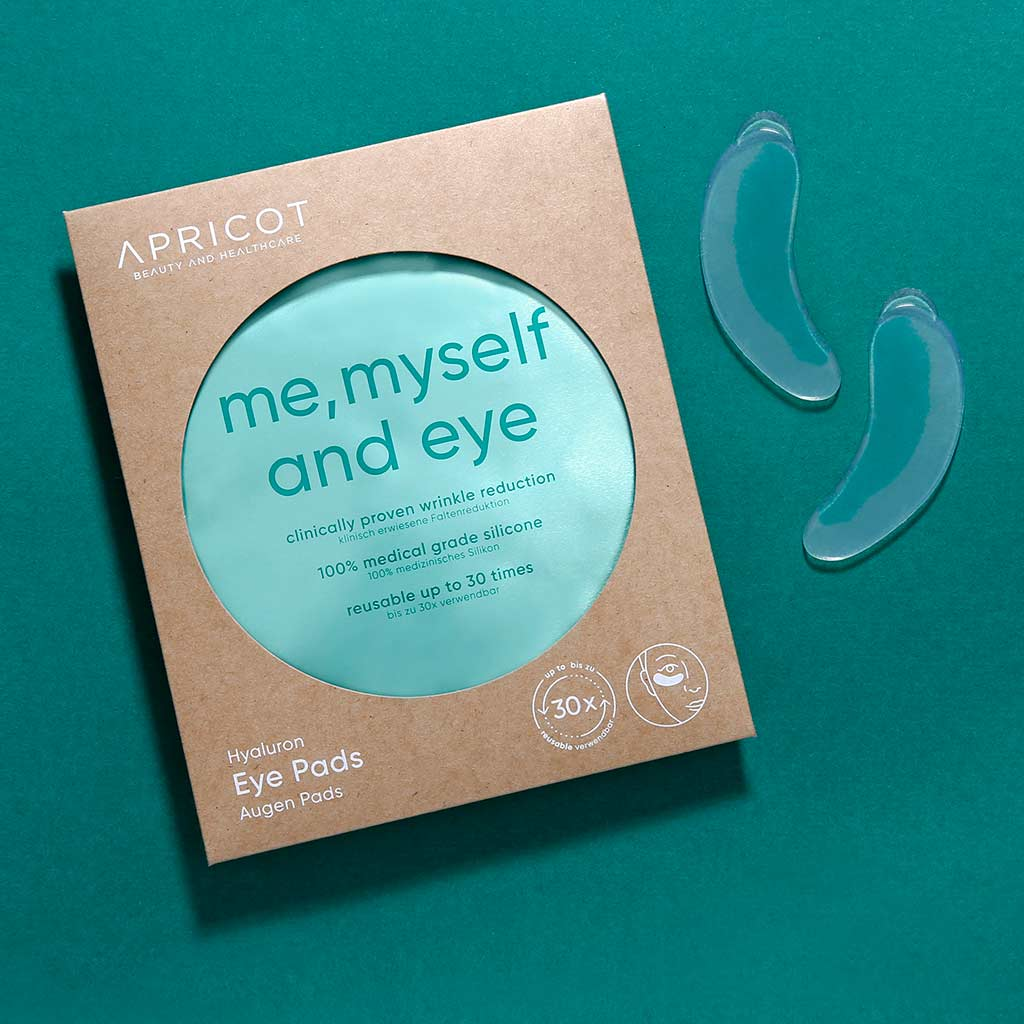 EYE PADS WITH HYALURON