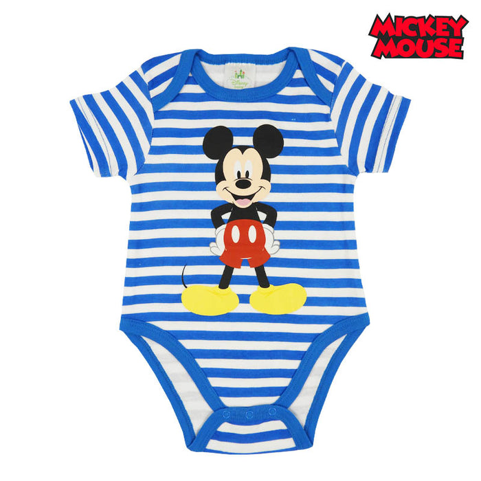 Body Para Bebe Niño De Mickey Mouse