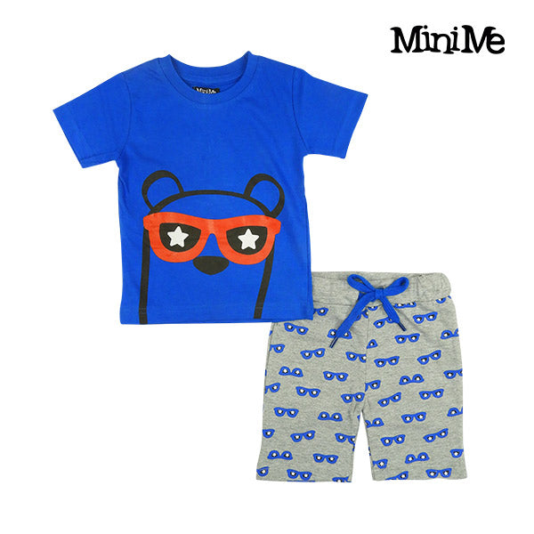Conjunto short bebé - Mini Me