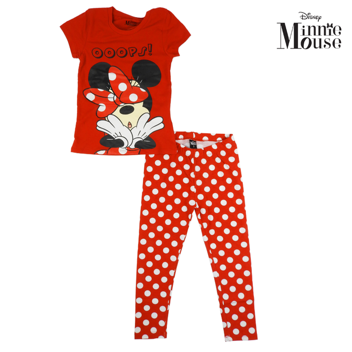 Conjunto De Minnie Mouse