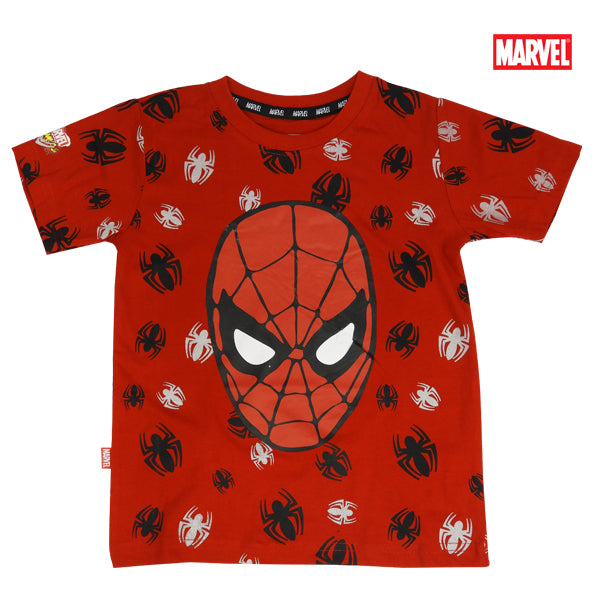 T-Shirt Para Niño Spiderman