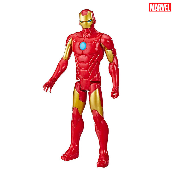 Figura De Acción Iron Man | Titan Hero Series
