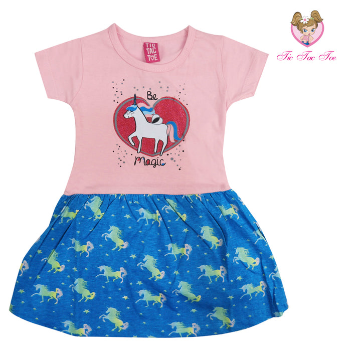 Vestido De Bebe Be Magic.