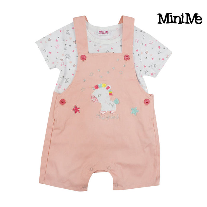 Overalls de bebé niña MAGIC FRIENDS - Mini Me