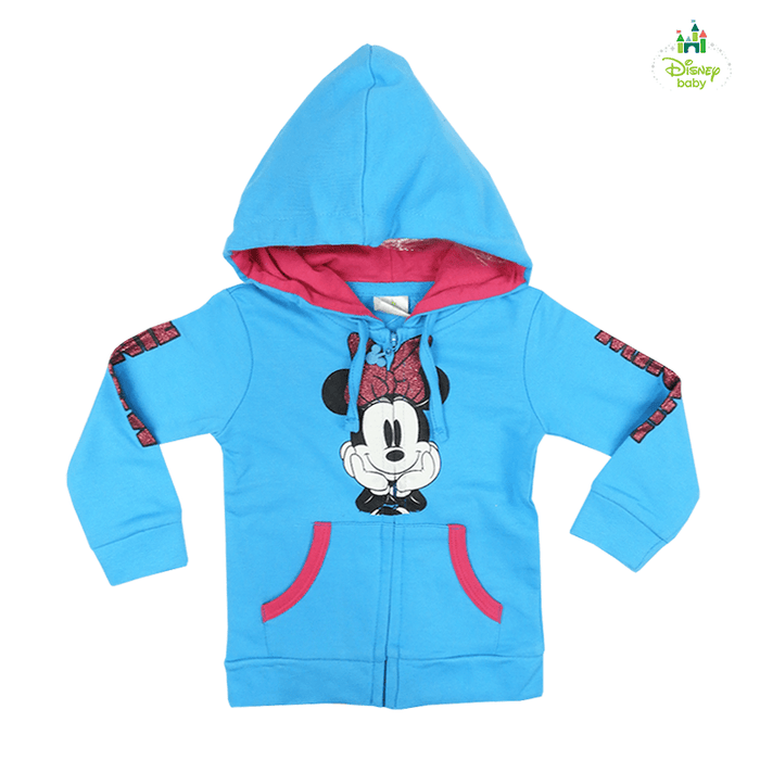 Jacket Minnie Mouse Niña