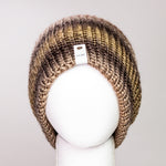 Load image into Gallery viewer, Sand Dune Pom Cuff Beanie