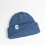 Load image into Gallery viewer, Cobalt Knit Beanie