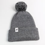 Load image into Gallery viewer, Gray Knit Beanie