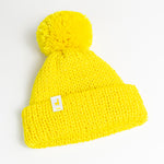 Load image into Gallery viewer, Lemon Knit Beanie