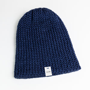 Royal Blue Knit Beanie