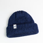 Load image into Gallery viewer, Royal Blue Knit Beanie