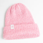 Load image into Gallery viewer, Pink Knit Beanie