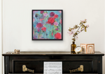 Load image into Gallery viewer, Painting shown about a credenza