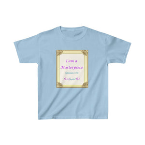 I am a Masterpiece Kids Heavy Cotton™ Tee