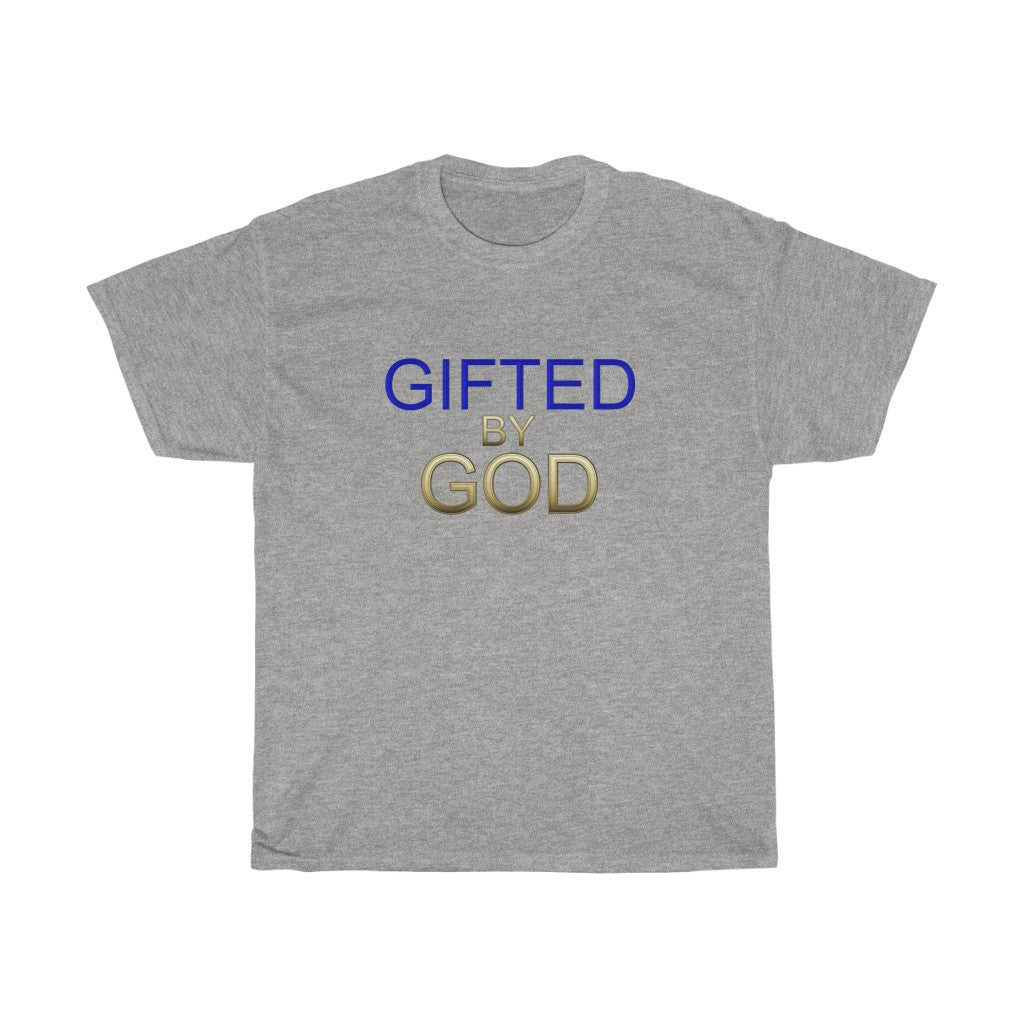 Gifted By God Unisex Heavy Cotton Tee