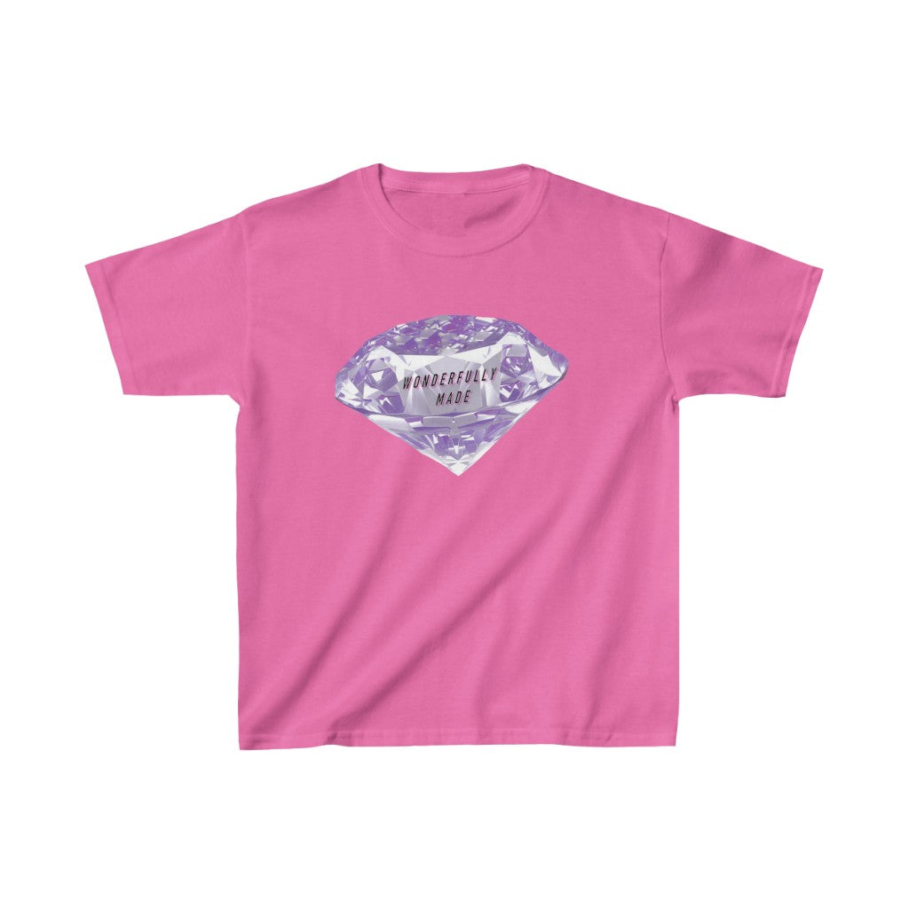 Wonderfully Made Kids Heavy Cotton™ Tee