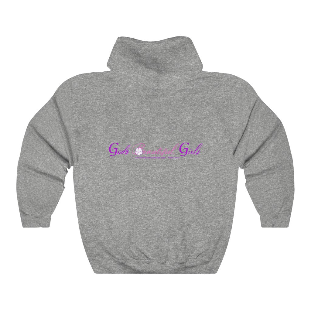 You Are Enough Unisex Heavy Blend™ Hooded Sweatshirt