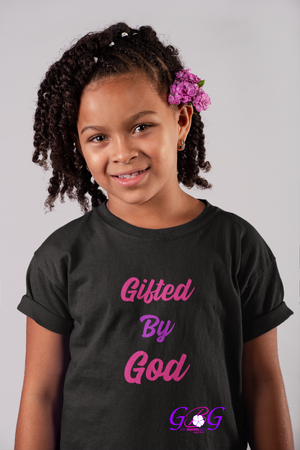 Gifted by God Kids Heavy Cotton™ Tee