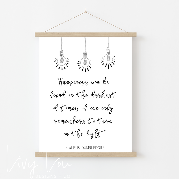 Dalai Lama Quote - Livy Lou Designs Co