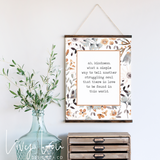 Family is Everything - Livy Lou Designs Co