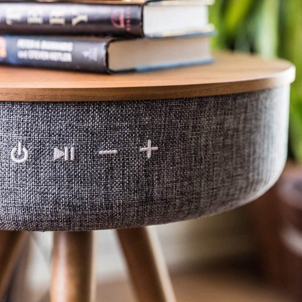 360° BLUETOOTH SPEAKER TABLE