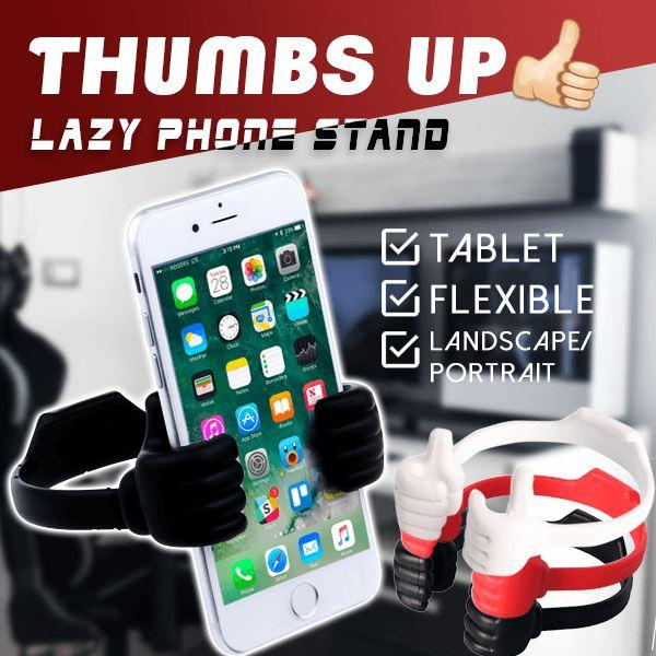 Thumbs Up Lazy Phone Stand (50% OFF Christmas Sale)