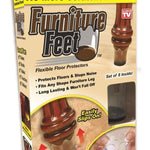 Furniture feet protector pads – 8 pack