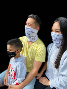 Gaiter 1-4 Layer Thermal Bamboo Be Kind Print Unisex - Face Mask