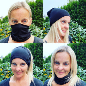 Gaiter 1-4 Layer Thermal Bamboo Unisex - Face Mask