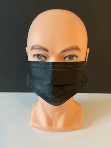 Disposable 3 Layer Men's - Face Mask