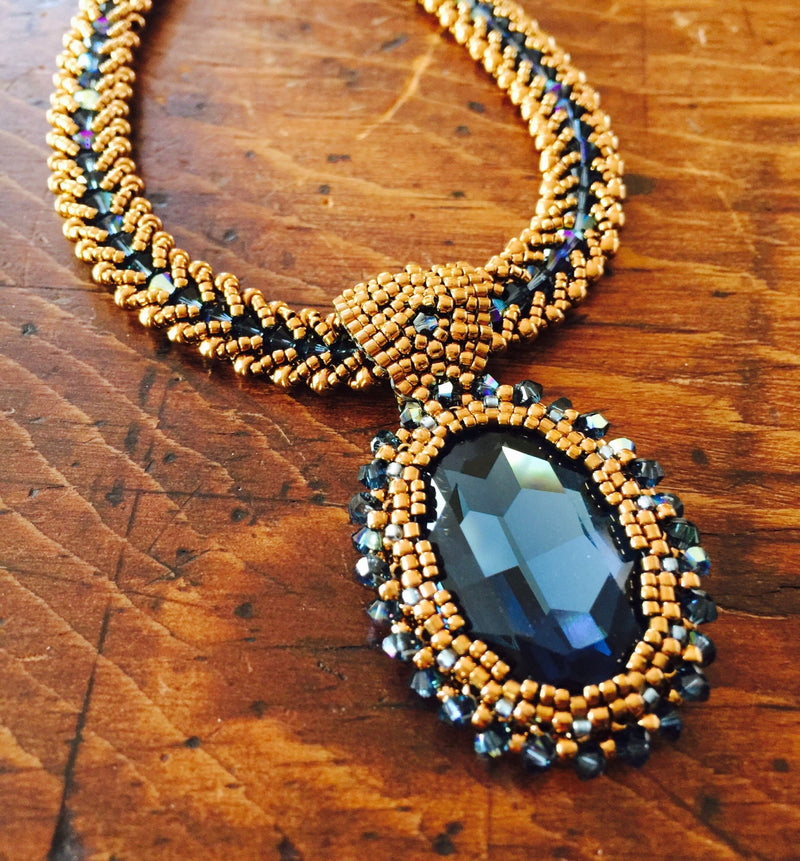 Swarovski Statement Necklace