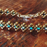 DIY Video Tutorial: Tennis Bracelet
