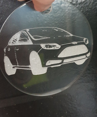 Custom Car Decorations