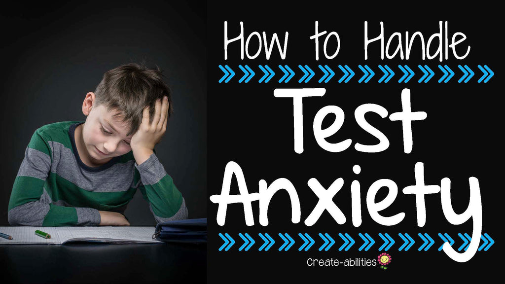 How to Handle Testing Anxiety
