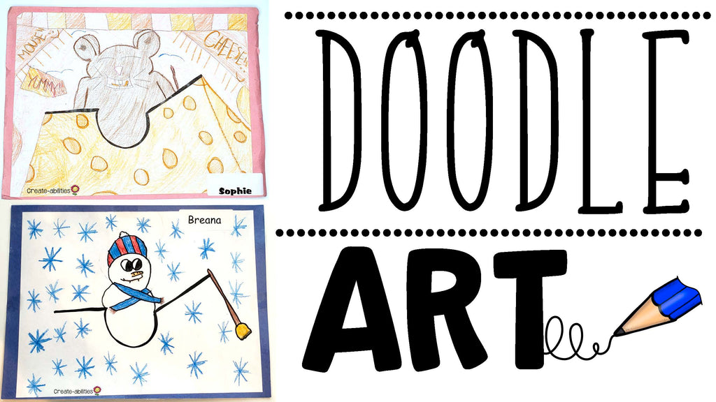 Doodle Art: An Easy and Engaging Art Project