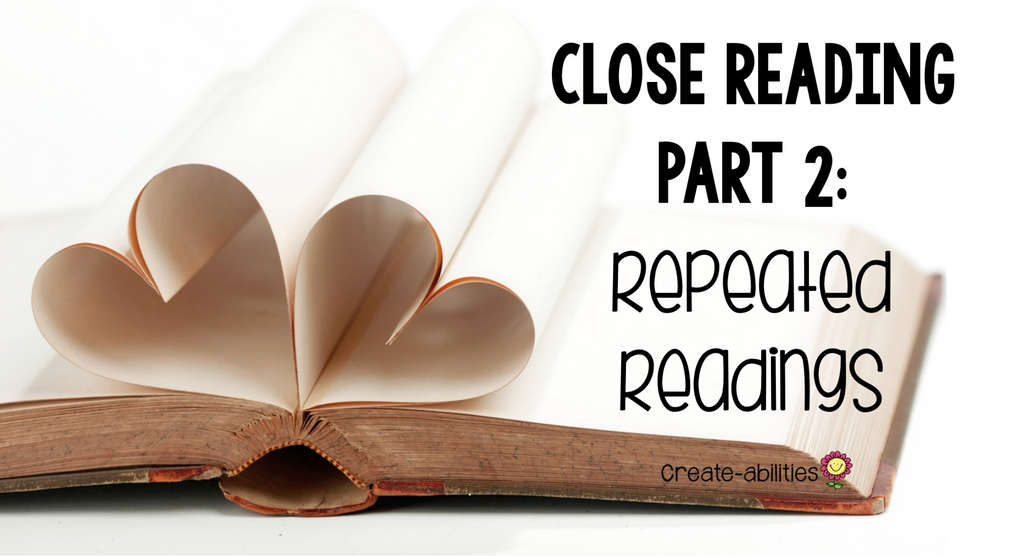 Close Reading Part 2: Three Readings and Reading with a Pencil