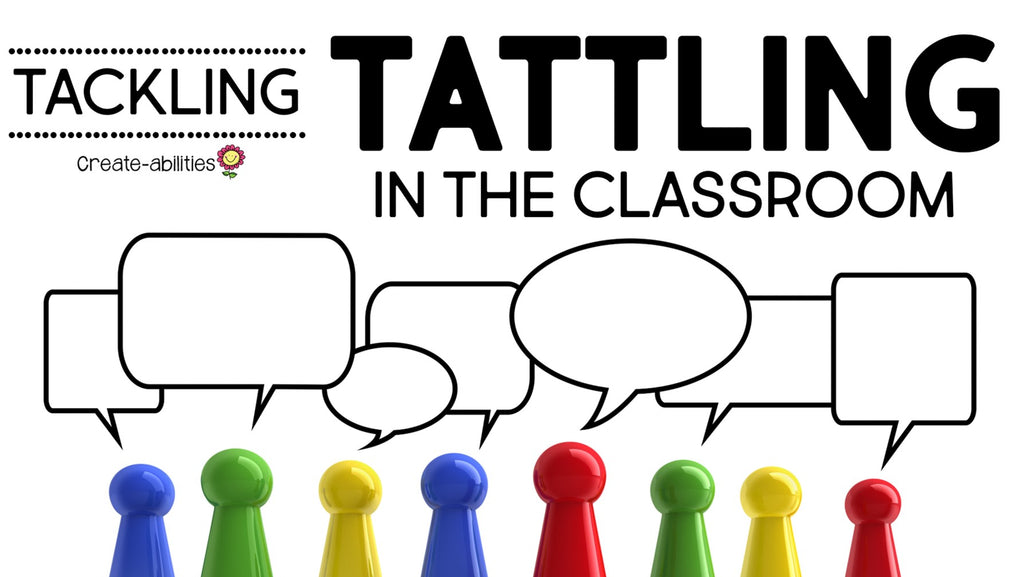 Tackling Tattling in the Classroom