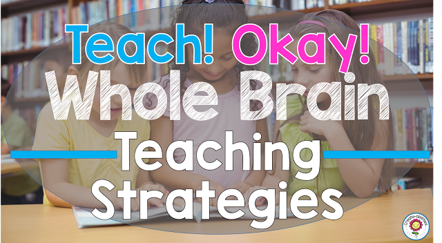 Whole Brain Teaching: Teach! Okay! and Switch!