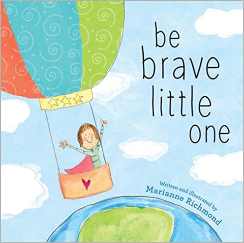 Be Brave Little One End of Year Reading