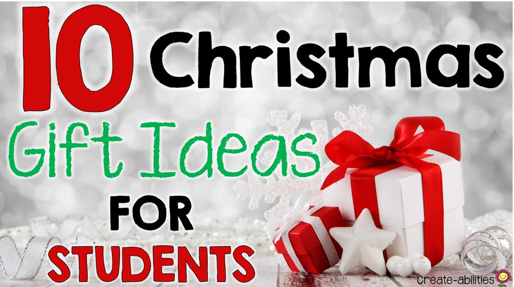 Christmas Gift Ideas for Students