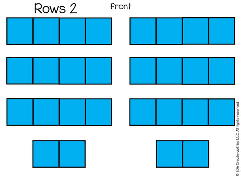 Rows 2 Desk Arrangement For Classroom